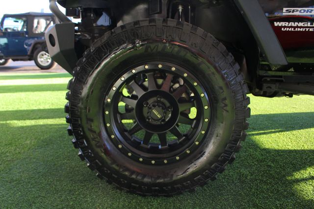 2015 Jeep Wrangler Unlimited Sport 4X4 - ROCKY RIDGE PHANTOM EDITION! Mooresville , NC 19