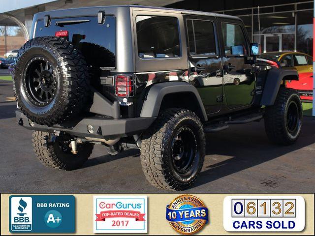 2015 Jeep Wrangler Unlimited Sport 4X4 - ROCKY RIDGE PHANTOM EDITION! Mooresville , NC 2