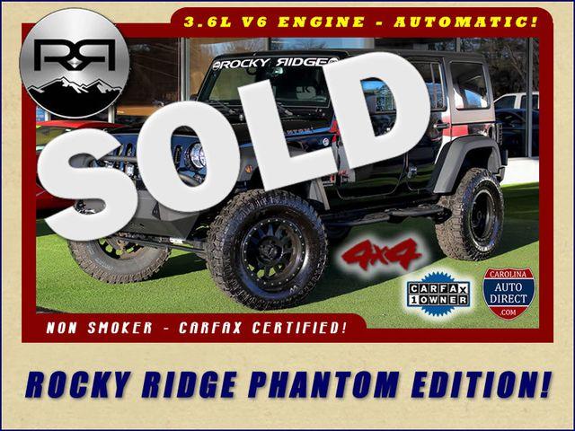 2015 Jeep Wrangler Unlimited Sport 4X4 - ROCKY RIDGE PHANTOM EDITION! Mooresville , NC 0