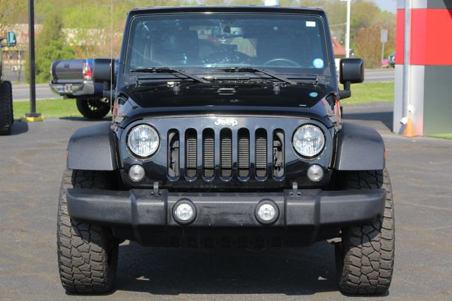2015 Jeep Wrangler Unlimited Rubicon 4x4 - NAV - HEATED LEATHER - WHEELS! Mooresville , NC 18