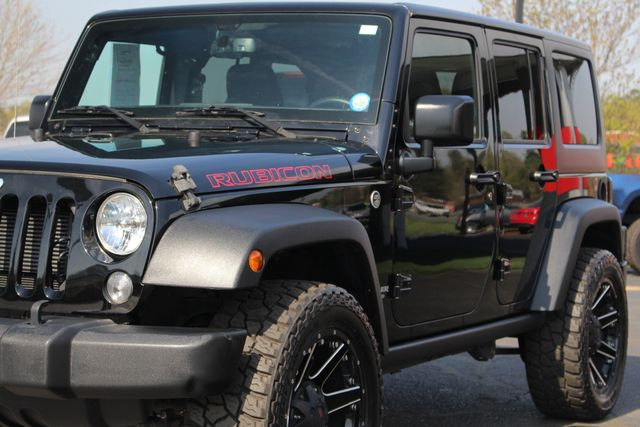 2015 Jeep Wrangler Unlimited Rubicon 4x4 - NAV - HEATED LEATHER - WHEELS! Mooresville , NC 27