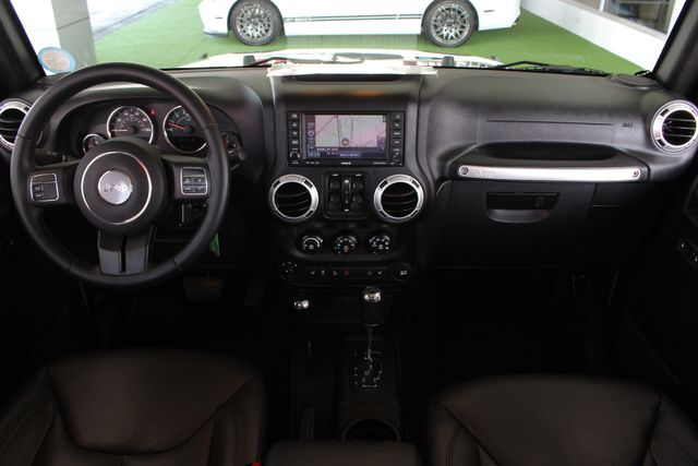 2015 Jeep Wrangler Unlimited Rubicon 4x4 - NAV - HEATED LEATHER - WHEELS! Mooresville , NC 30