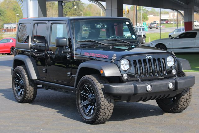 2015 Jeep Wrangler Unlimited Rubicon 4x4 - NAV - HEATED LEATHER - WHEELS! Mooresville , NC 24