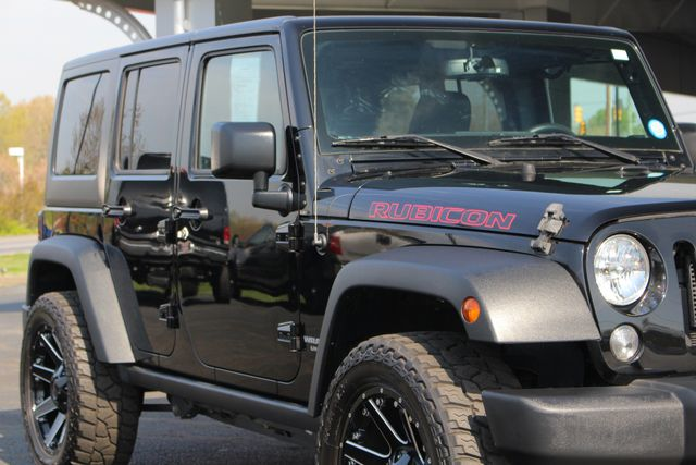 2015 Jeep Wrangler Unlimited Rubicon 4x4 - NAV - HEATED LEATHER - WHEELS! Mooresville , NC 26