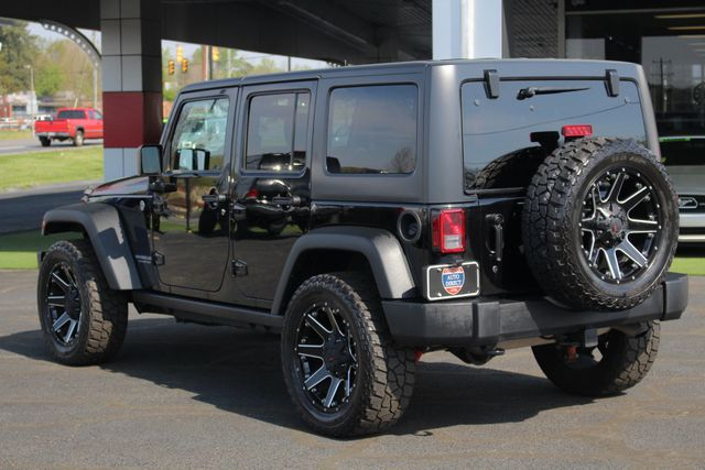 2015 Jeep Wrangler Unlimited Rubicon 4x4 - NAV - HEATED LEATHER - WHEELS! Mooresville , NC 29