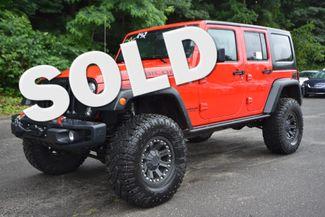 2015 Jeep Wrangler Unlimited Rubicon Hard Rock Naugatuck, Connecticut