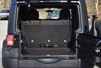 2015 Jeep Wrangler Unlimited Sport Naugatuck, Connecticut 12