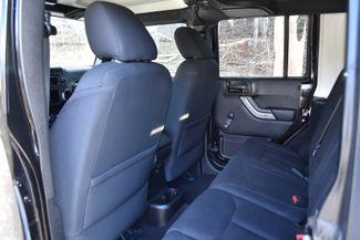 2015 Jeep Wrangler Unlimited Sport Naugatuck, Connecticut 14