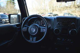 2015 Jeep Wrangler Unlimited Sport Naugatuck, Connecticut 16