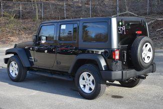 2015 Jeep Wrangler Unlimited Sport Naugatuck, Connecticut 2