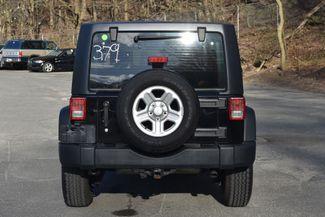 2015 Jeep Wrangler Unlimited Sport Naugatuck, Connecticut 3