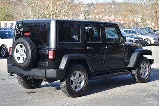 2015 Jeep Wrangler Unlimited Sport Naugatuck, Connecticut 4