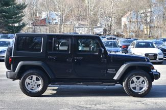 2015 Jeep Wrangler Unlimited Sport Naugatuck, Connecticut 5