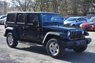 2015 Jeep Wrangler Unlimited Sport Naugatuck, Connecticut 6