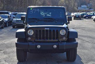 2015 Jeep Wrangler Unlimited Sport Naugatuck, Connecticut 7