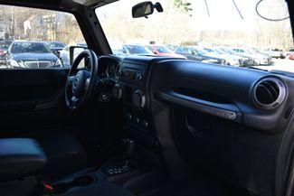 2015 Jeep Wrangler Unlimited Sport Naugatuck, Connecticut 9