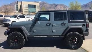 2015 Jeep Wrangler Unlimited Sport Ogden, Utah