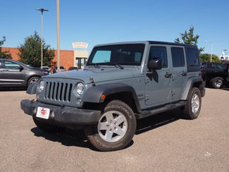 2015 Jeep Wrangler Unlimited Sport Pampa, Texas