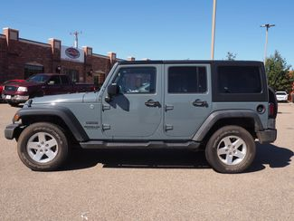 2015 Jeep Wrangler Unlimited Sport Pampa, Texas 1