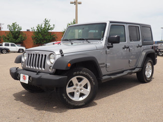 2015 Jeep Wrangler Unlimited Sport Pampa, Texas 0