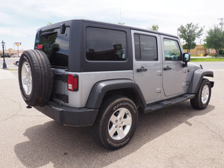2015 Jeep Wrangler Unlimited Sport Pampa, Texas 2