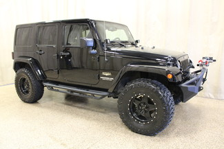 2015 Jeep Wrangler Unlimited Sahara Roscoe, Illinois