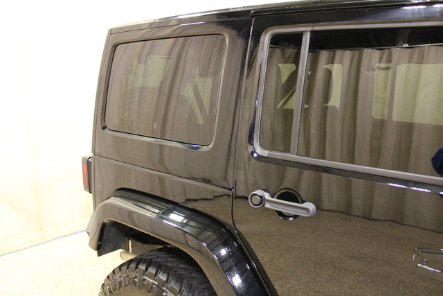 2015 Jeep Wrangler Unlimited Sahara Roscoe, Illinois 11