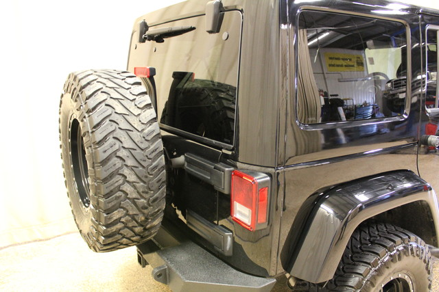 2015 Jeep Wrangler Unlimited Sahara Roscoe, Illinois 3