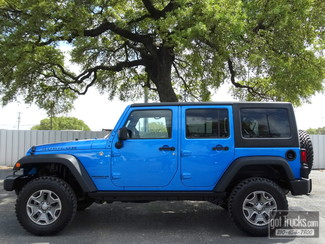 2015 Jeep Wrangler Unlimited Rubicon 3.6L V6 4X4 in San Antonio Texas