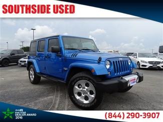 2015 Jeep Wrangler Unlimited Sahara | San Antonio, TX | Southside Used in San Antonio TX