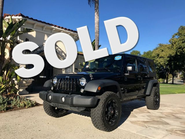 2015 Jeep Wrangler Unlimited Sport | San Diego, CA | Cali Motors USA in San Diego CA