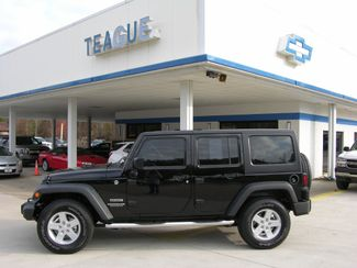 2015 Jeep Wrangler Unlimited Sport Sheridan, Arkansas