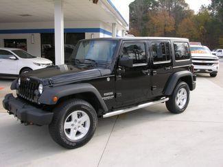 2015 Jeep Wrangler Unlimited Sport Sheridan, Arkansas 1