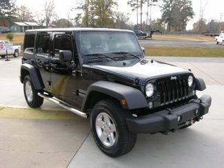 2015 Jeep Wrangler Unlimited Sport Sheridan, Arkansas 3