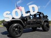 2015 Jeep Wrangler Unlimited PITCH BLACK CUSTOM LIFTED UNLIMTED 4X4 DV8 ARIES Tampa, Florida