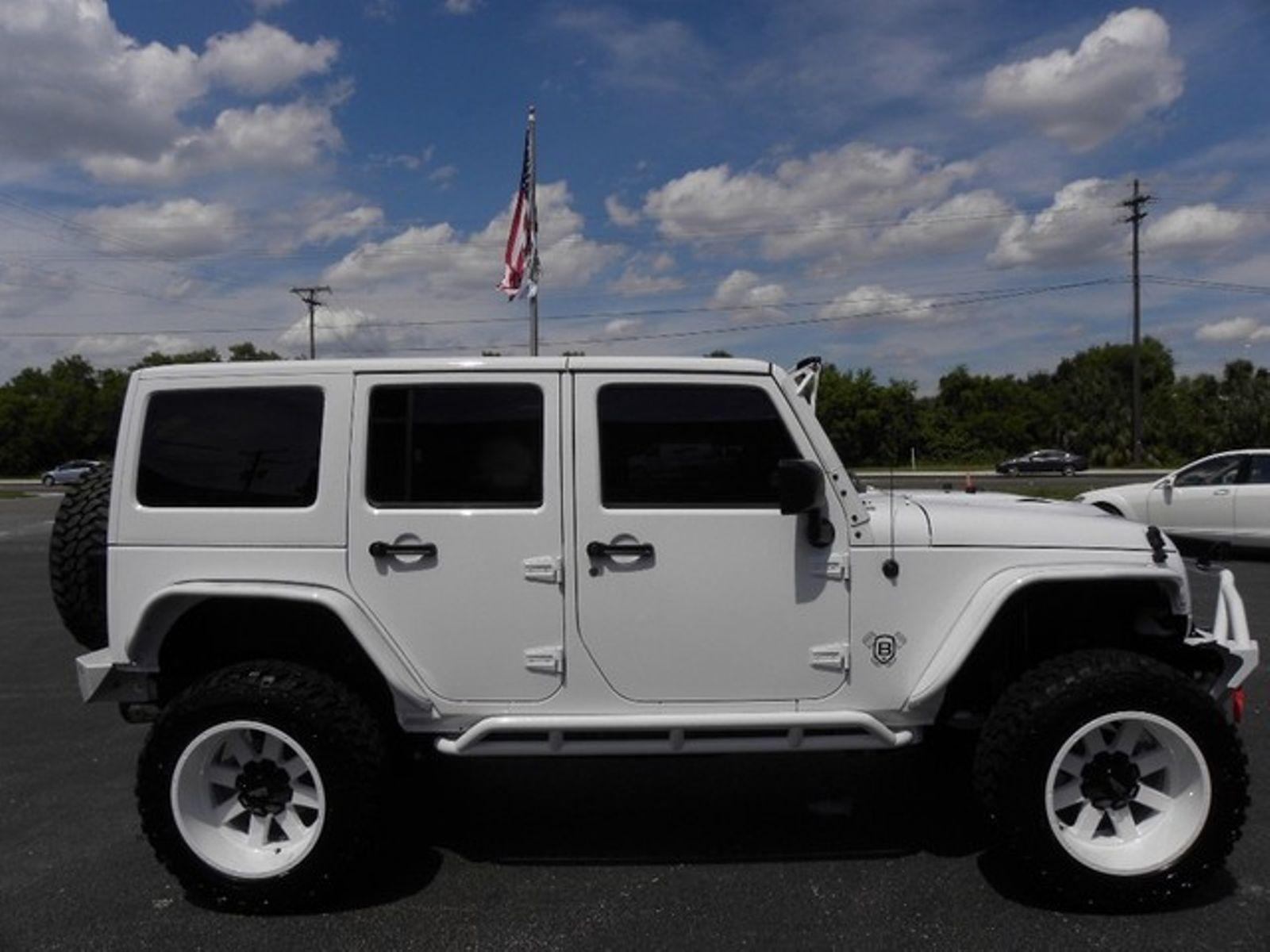 2015 jeep wrangler unlimited storm trooper moto metal dv8 leather florida bayshore automotive. Black Bedroom Furniture Sets. Home Design Ideas