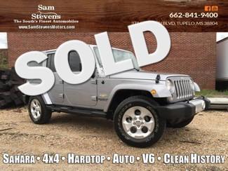 2015 Jeep Wrangler Unlimited Sahara in Tupelo