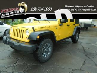 2015 Jeep Wrangler Unlimited in Twin Falls Idaho