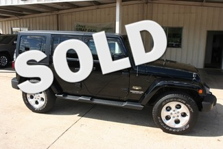 2015 Jeep Wrangler Unlimited Sahara Vernon, Alabama