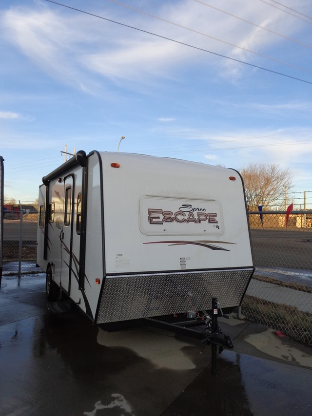2015 Kz Escape E19SB Mandan, North Dakota 0