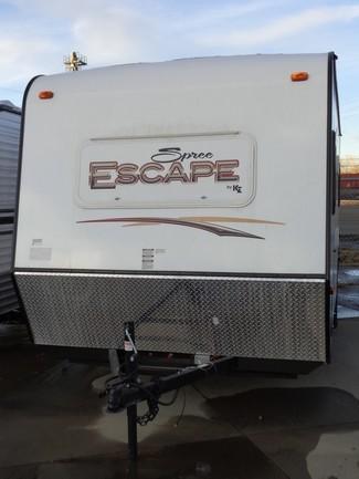 2015 Kz Spree Escape E19SB Mandan, North Dakota 1