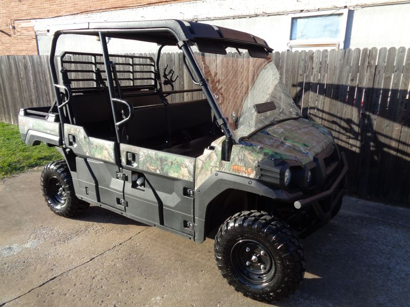 2015 Kawasaki Mule Pro-FXT   Oklahoma  Action PowerSports  in Tulsa, Oklahoma