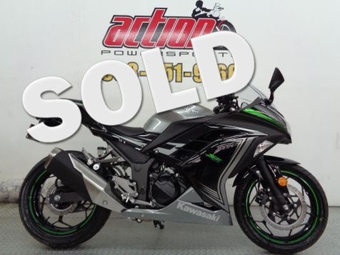2015 Kawasaki Ninja 300  Special Edition in Tulsa, Oklahoma