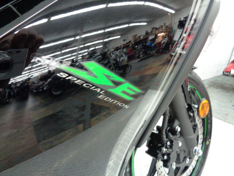 2015 Kawasaki Ninja 300  Special Edition  Oklahoma  Action PowerSports  in Tulsa, Oklahoma