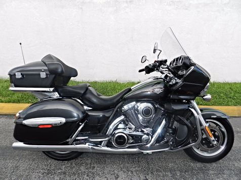 2015 Kawasaki VN1700BFF Vulcan 1700 Voyager (ABS) LIKE NEW! *WARRANTY! in Hollywood, Florida