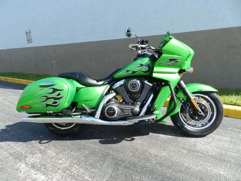 2015 Kawasaki Vulcan® 1700 Vaquero ABS LOW MILES! SAVE $$$ in Hollywood, Florida
