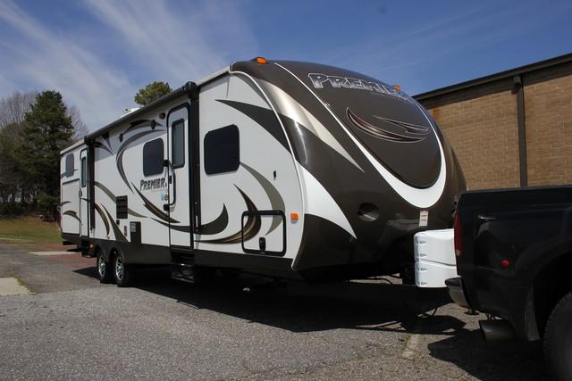 2015 Keystone Bullet Premier 31BHPR Mooresville , NC 4