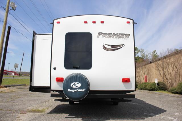 2015 Keystone Bullet Premier 31BHPR Mooresville , NC 50