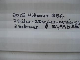 2015 Keystone Hideout 31RBDS SOLD!! Odessa, Texas 2