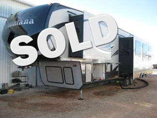 2015 Keystone Montana High Country SOLD!! Odessa, Texas